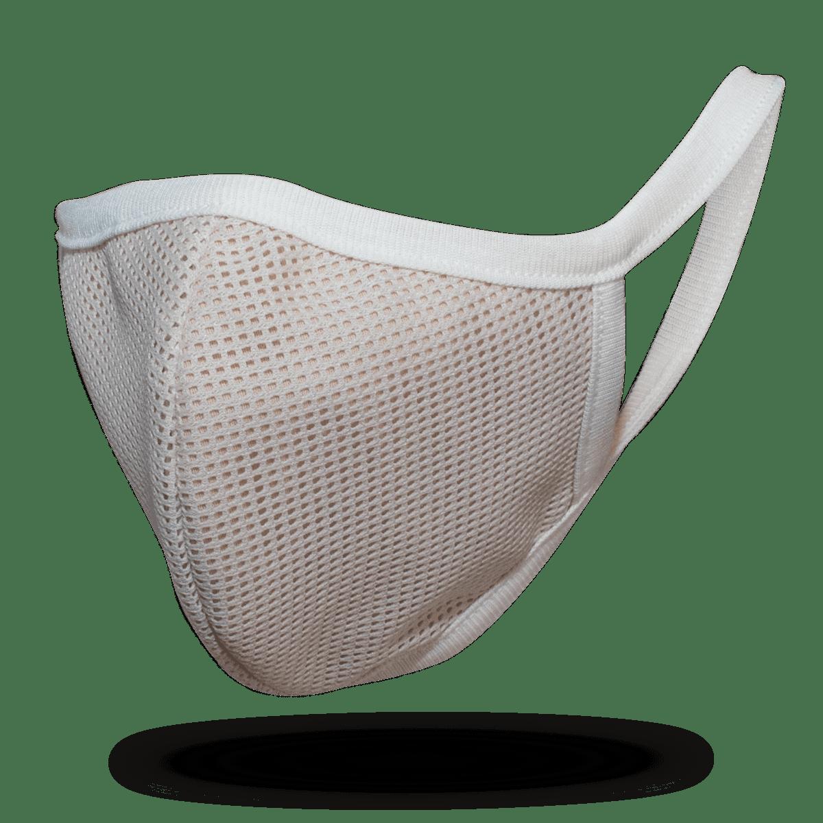 3×3(サンサン)マスク ベージュメッシュ
