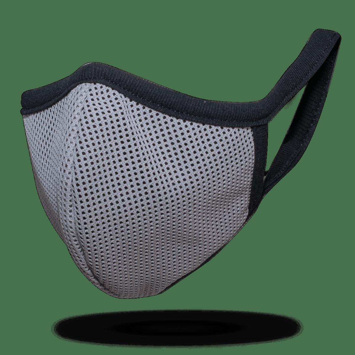 3×3(サンサン)マスク ブラックグレー
