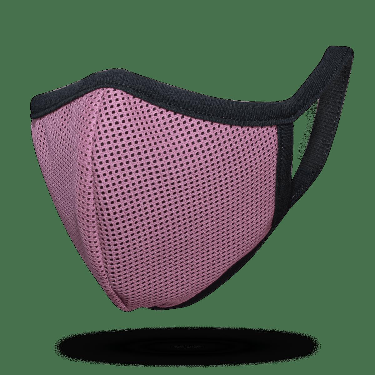 3×3(サンサン)マスク ブラックピンク