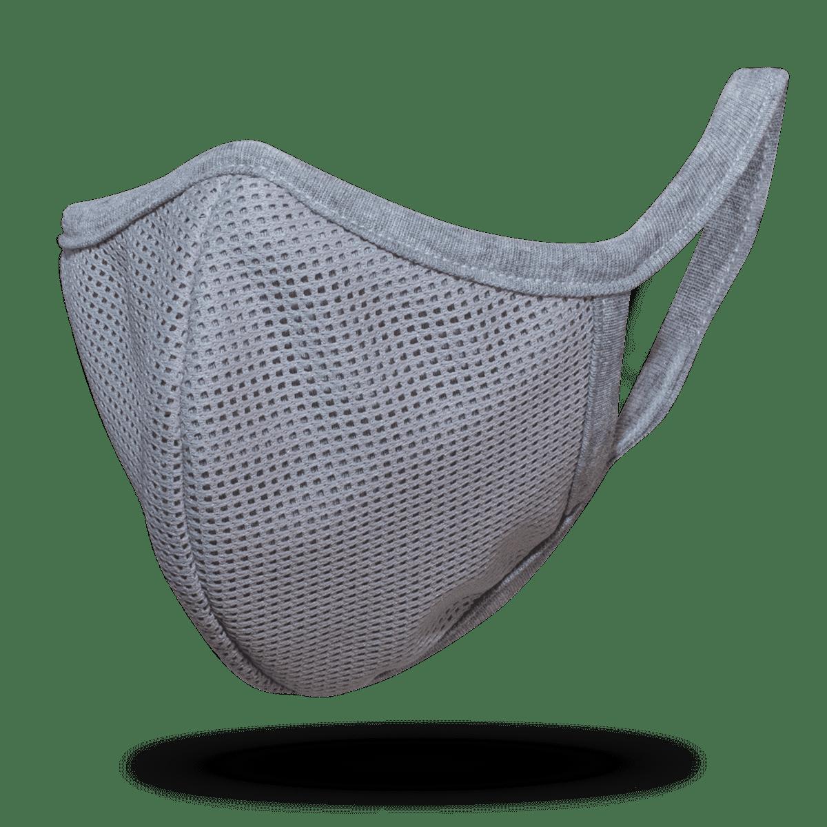 3×3(サンサン)マスク グレーメッシュ